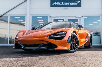 McLaren 720S V8 2dr SSG PERFORMANCE image 21 thumbnail